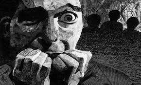 """Desconfianças e paranoias... """"Houve períodos em que prevaleciam ditados populares como """"negócio no fio de bigode"""" ou """"confio em todos até que me provem o contrário"""". Bons e antigos tempos, saudosismo à parte."""""""