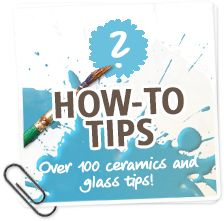 How-To Tips for Ceramics (including electric kiln firing)