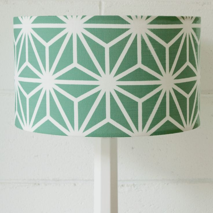 hoshi emerald lampshade
