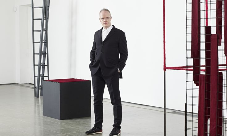 Hans Ulrich Obrist: 'Everything I do is somehow connected to velocity'