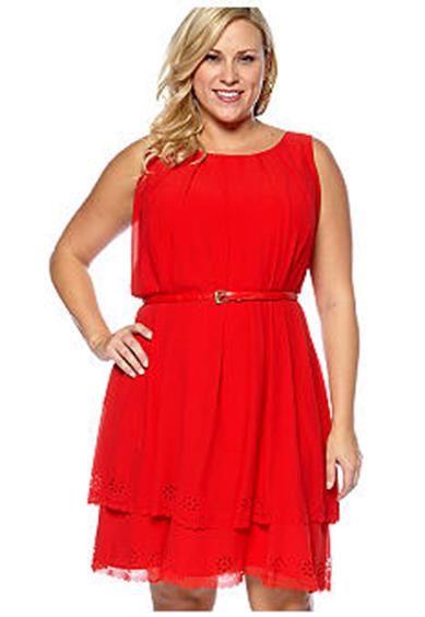Plus size dress 32 j earnhardt