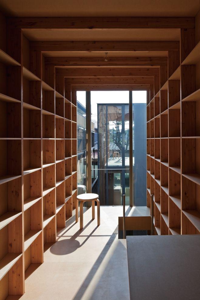 Mount Fuji Architects Studio – Near House