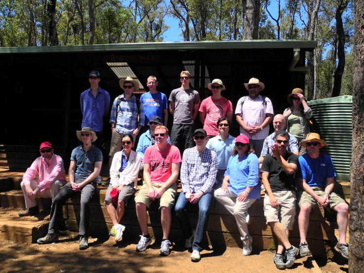 Woodside - Group Activities on the Bibbulmun Track organised by the Bibbulmun Track Foundation