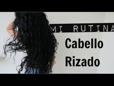 Rizos Definidos y con Volumen   SIN CALOR  Usando una camiseta   HEATLESS CURLS - YouTube