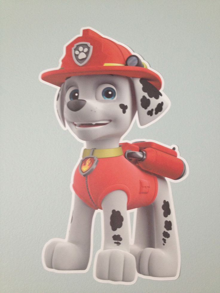 paw patrol wall decal daves pinterest paw patrol. Black Bedroom Furniture Sets. Home Design Ideas