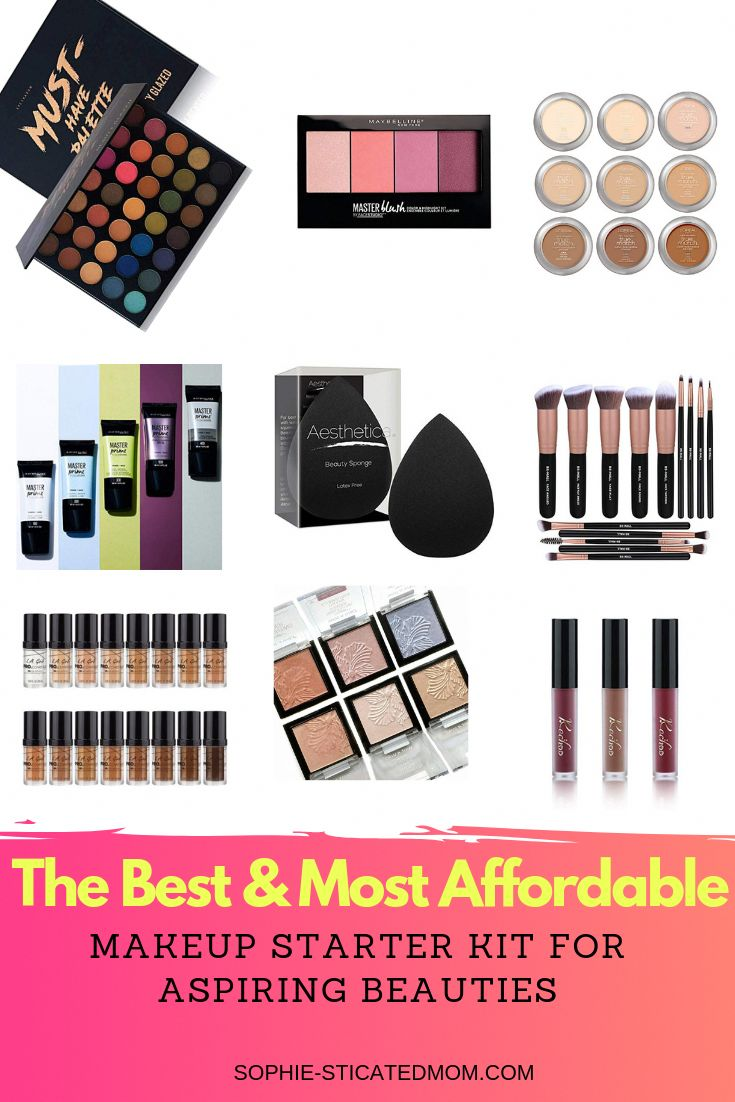 Amazing makeup must haves and a budget friendly makeup