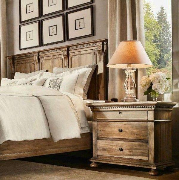 How To Choose Modern Rustic Bedroom Furniture: Best 25+ Oak Bedroom Furniture Ideas On Pinterest