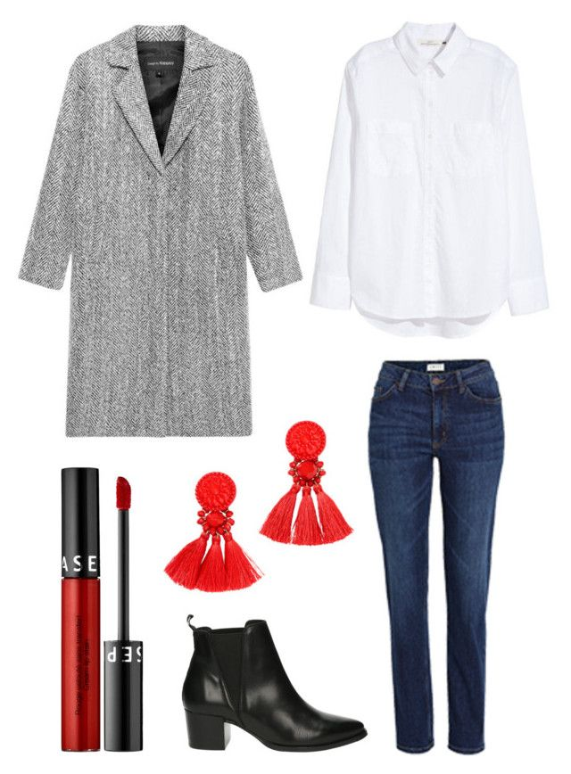 """""""Untitled #243"""" by stinasolheim on Polyvore featuring Privé and Sephora Collection"""
