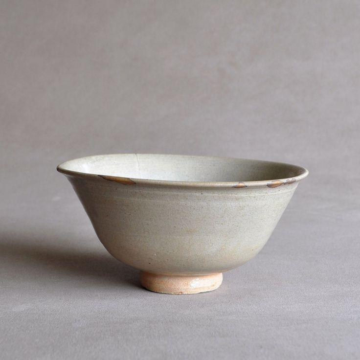 Early Joseon Intermediate Folk Tea Bowl Katade Chawan