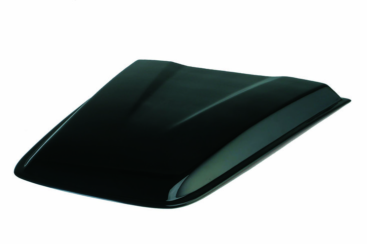 Chevrolet Silverado 2001-2010 Crew Cab Truck Cowl Induction Hood Scoop