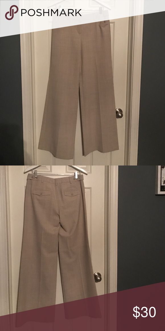 Express Design Studio Cream Pants. Express Design Studio Cream Pants. Wide leg. Worn once. Perfect for Easter. Express Pants Trousers