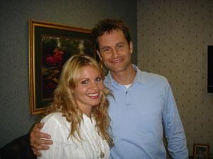 candace cameron and kirk relationship