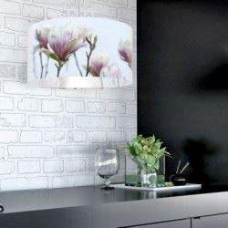 Lampa wisząca  Delikatna magnolia