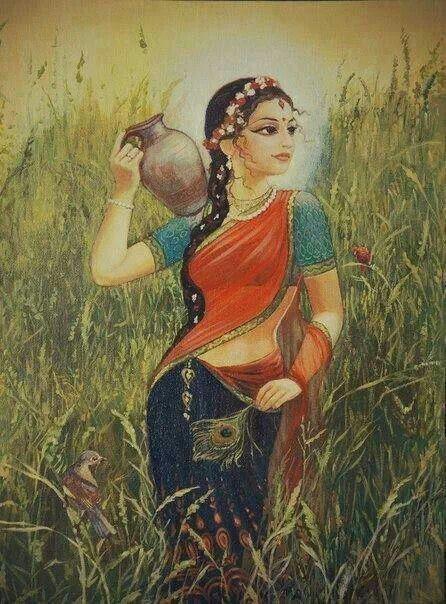 Radha Rani ...