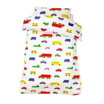 Pikku Bo Boo duvet cover and pillow case for children MARIMEKKO