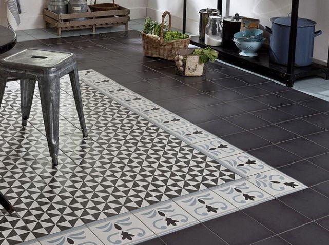#Sols : notre sélection de #carrelages pour votre #cuisine #kitchen #maison #home #decoration #saintmaclou