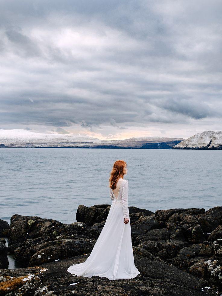 Icelandic Wedding Dresses