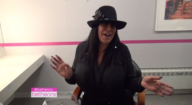 Video: Big Ang Talks Breast Reduction, Will She Ever Get Another Boob Job? on Bethenny #Getmybuzzup #MobbWives- http://getmybuzzup.com/wp-content/uploads/2014/01/big-ang.jpg- http://getmybuzzup.com/video-big-ang-talks-breast-reduction-will-ever-get-another-boob-job-bethenny-getmybuzzup-mobbwives/- Big Ang Talks Breast Reduction, Will She Ever Get Another Boob Job? on Bethenny Big Ang star of the reality Tv show Mobb Wivesstops by the Bethenny show. While she talks about whe