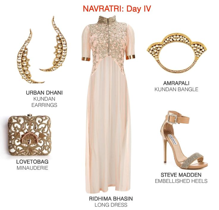 All eyes will be on you with this blush-toned ensemble and kundan accessories. #fashion #festive #ootd #style #lookbook #womenswear