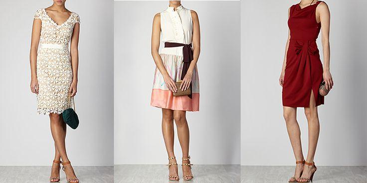 Resultado de imagen para vestidos colores pastel ejecutiva