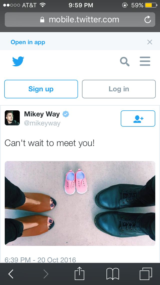 GERARD IS GOING TO BE A GREAT UNCLE AND MIKEY WILL MAKE THE CHILD WORSHIP UNICORNS OH GOD