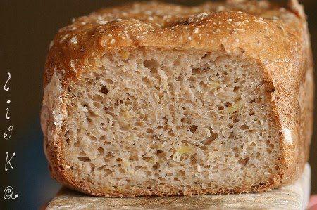 Pracownia Wypieków: Chleb z kiszoną kapustą z maszyny