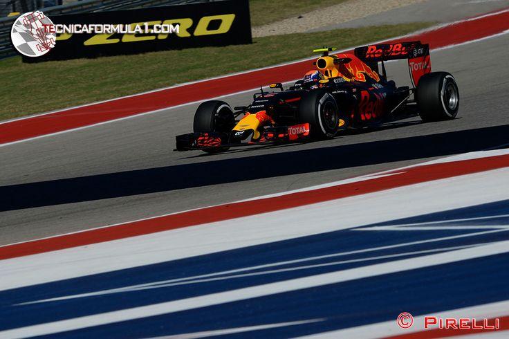"""Daniel Ricciardo: """"Estoy contento con nuestro viernes""""  #F1 #USGP"""
