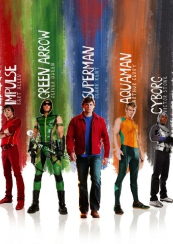 """6) The TV show, """"Smallville"""" attempts to remediate comic books. """"Smallville"""" is based on the DC superhero, Superman, and tries to reveal Clark Kent's younger years. Smallville attempts to """"refashion the older medium while still marking the presence of the older media"""" (46), by doing the things that can't be done in the comics: things like building character development and relationships. The TV show also imports characters from the DC universe into the show, characters like Cyborg and the…"""