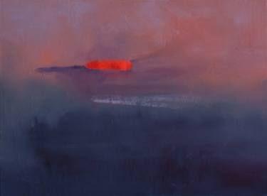 "Saatchi Art Artist Marta Zamarska; Painting, ""Winter Impression I"" #art"