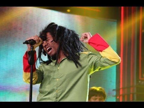 """Yo Soy: Bob Marley vivió su imitación al máximo con """"Jammin"""""""