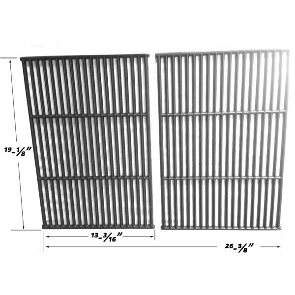 Fits Broil King: 949-97, 9896-44, 9896-47, 9896-84, 9896-87, 989684 , 989687 Imperial 90 XL, Imperial XL  Fits Broil-mate: 7352-69, 7352-89, 735269, 735289, 7382-89, 738289, 7389-89, 738989, 746163, 746164, 746189, 785964, 786164, 786167, 786184, 786187, 786189 Fits Grillpro: 224069, 238289, 285164, 286164, 286184 Fits Onward: 224069