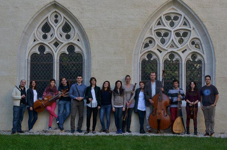 Die Cappella Mediterranea ist ebenfalls an dem großen SCARLATTI-Projekt beteiligt. (c) zVg