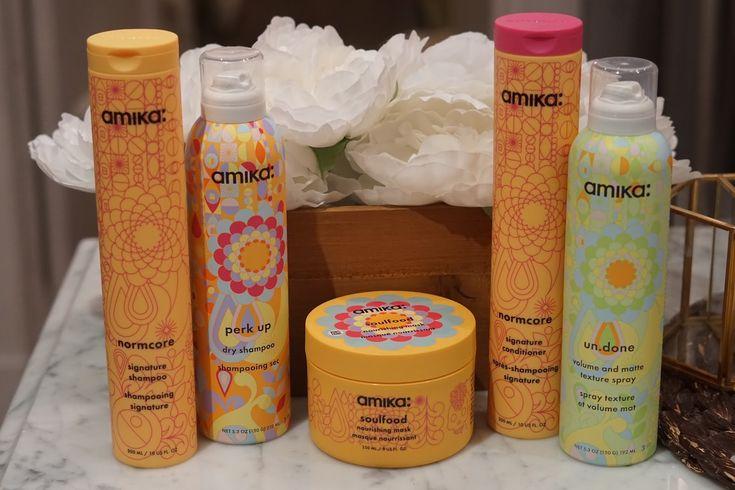 Amika Hair Care Blog