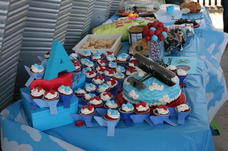 X-Gains | Dekalb Peachtree Airport (PDK Airport) Birthday Party