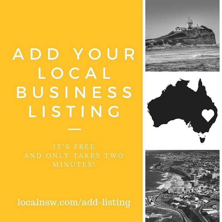 Own a local business or have a friend that does? Please add it to our directory so we can raise awareness about all the amazing independent businesses that make our community unique. #shoplocal #localnsw #newcastlensw #huntervalley #centralcoast #mynewcastle