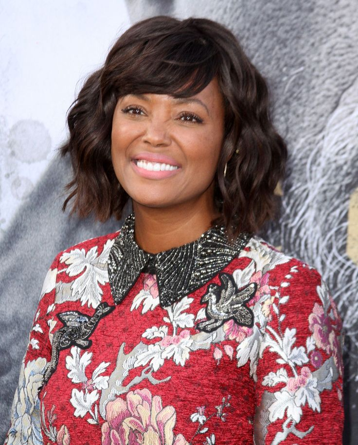 "#Hollywood, #Premiere Aisha Tyler – ""King Arthur: Legend of The Sword"" Premiere in Hollywood, May 2017 