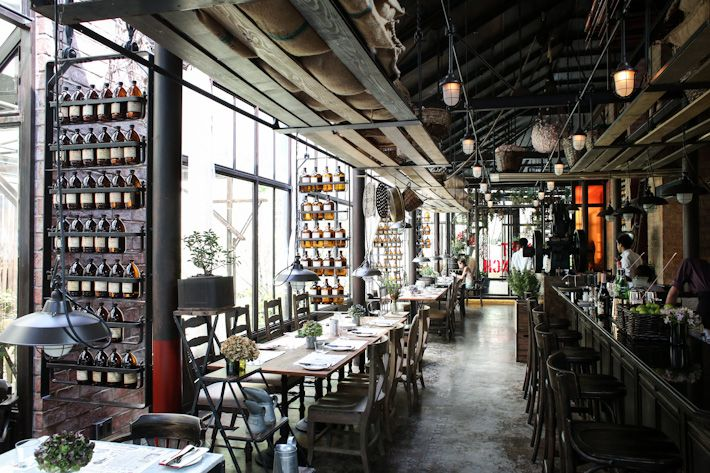 The dining scene in Bangkok is constantly changing. Every time we visit the city, besides revisiting our favourite places, there are always new restaurants an