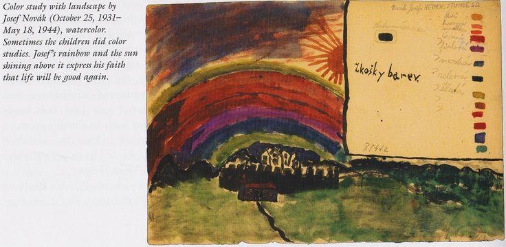 Пейзаж, Йозеф Новак (25 октября 1931 – 18 мая 1944, Освенцим)