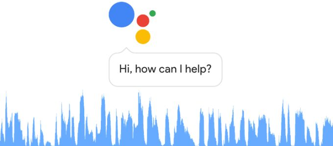 Googles WaveNet machine learning-based speech synthesis comes to Assistant