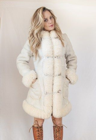195 best Sheepskin coats images on Pinterest | Sheepskin coat, Fur ...