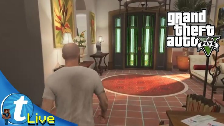 Trevor in Michael's House! | Tech Talk Live: Grand Theft Auto V (그랜드 테프트 오토 V) #GrandTheftAutoV #GTAV #GTA5 #GrandTheftAuto #GTA #GTAOnline #GrandTheftAuto5 #PS4 #games