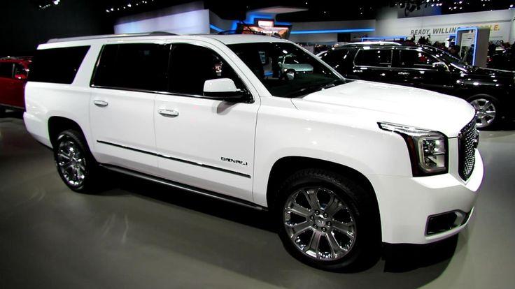 2015 GMC Yukon Denali XL mama needs a new Bertha