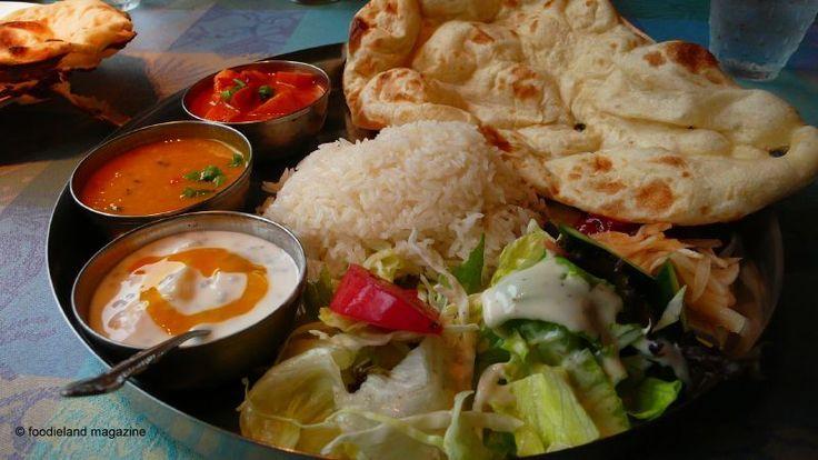 Punjabi Thali - Punjabi Cuisine is Cuisine of the month for August 2013 Issue