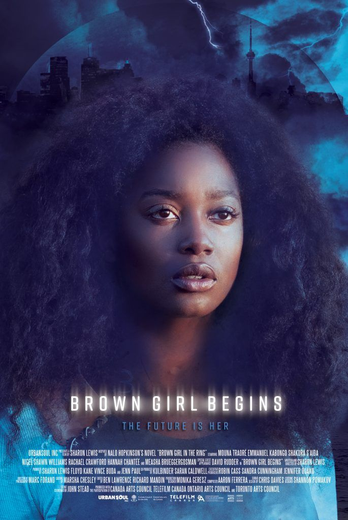 'Brown Girl Begins,' based on afrofuturist novel 'Brown Girl in the Ring' by Nalo Hopkinson, sets premiere -  An upcoming film based on the afro-futurist novel,Brown Girl in the Ring by Nalo Hopkinson is on the horizon.
