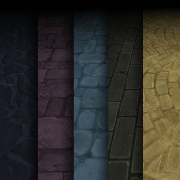Texture Pack 01 by Bitgem on Creative Market