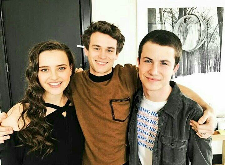 Hannah, Justin and Clay - 13 reasons why | Séries e Filmes ...