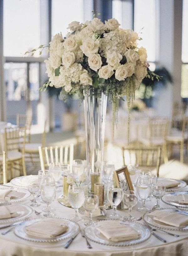 51 best all white wedding theme images on pinterest white white wedding theme the best ways to use white as the theme of your wedding junglespirit Choice Image