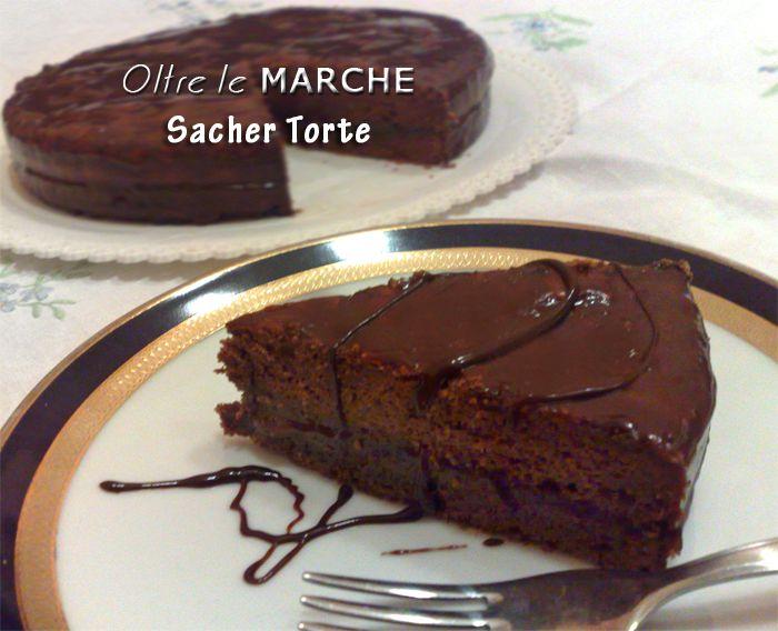 Sacher Torte, dolci golosi, ricetta