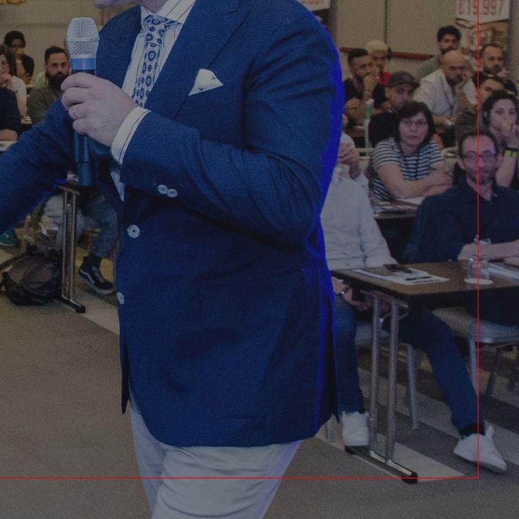 Backstage evento Milano 2018. Prossime date 10 e 11