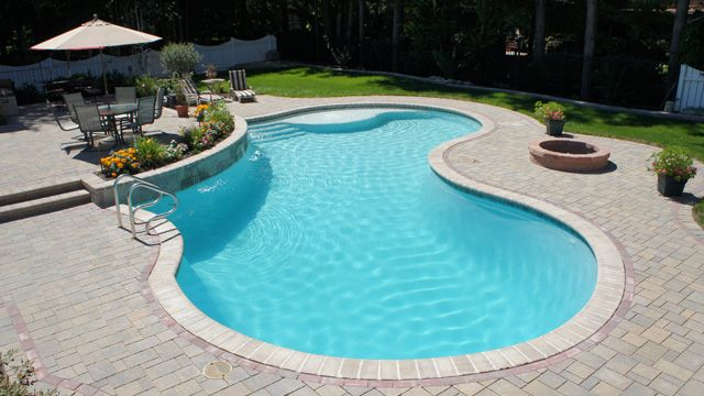 220 best images about design swimming pools on pinterest for Average square footage of a swimming pool